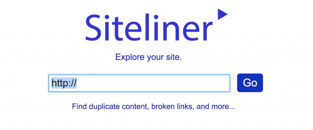Tool Siteliner